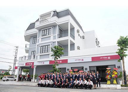 Cát Tường Group khai trương Trung Tâm Giao Dịch BĐS tại Vị Thanh