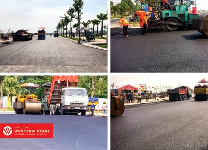 Hoàn thiện hạ tầng giao thông gia tăng giá trị Cát Tường Western Pearl 2