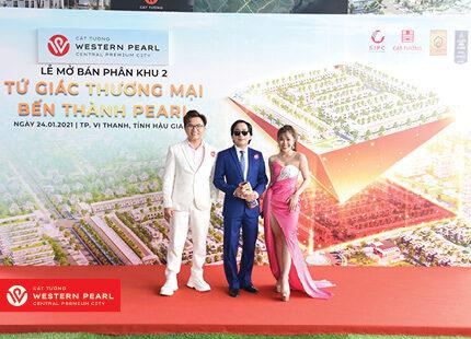 Tứ giác thương mại Bến Thành Pearl: Điểm dừng chân của giới đầu tư BĐS Tây Nam Bộ