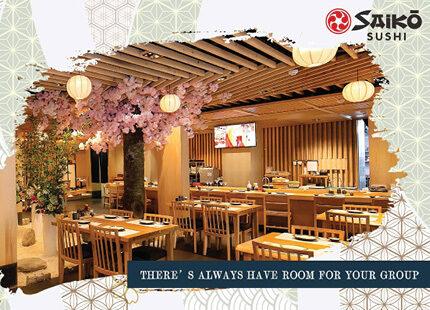 Cát Tường Group và Saiko Sushi Restaurant ký kết hợp tác liên kết